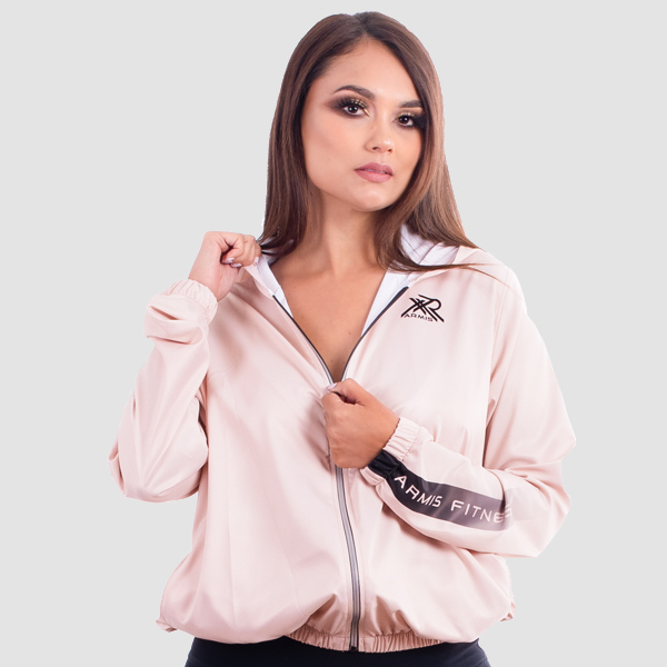 Chaqueta Deportiva Unbleached